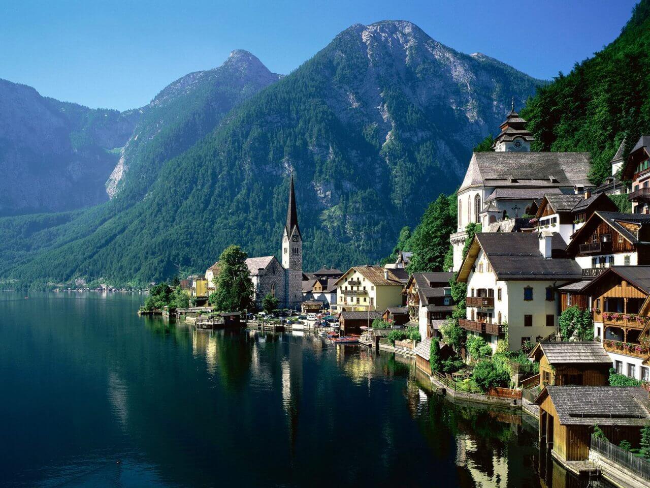 Sankt Wolfgang am Wolfgangsee - Immer eine Tagesreise wert