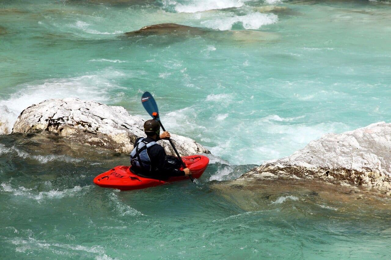 wildwasserfahrt